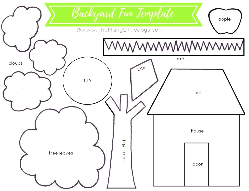 Travel Felt Board: Quick Tutorial & Free Printable Templates