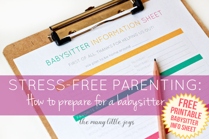how to prepare for a babysitting interview