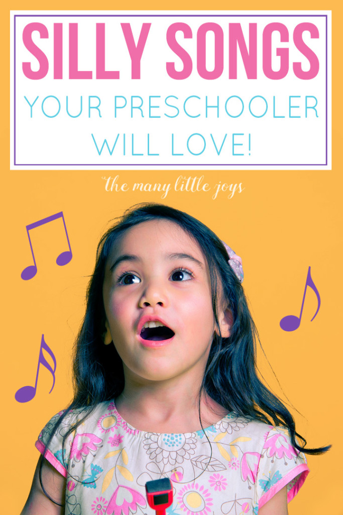 silly songs your preschooler will love