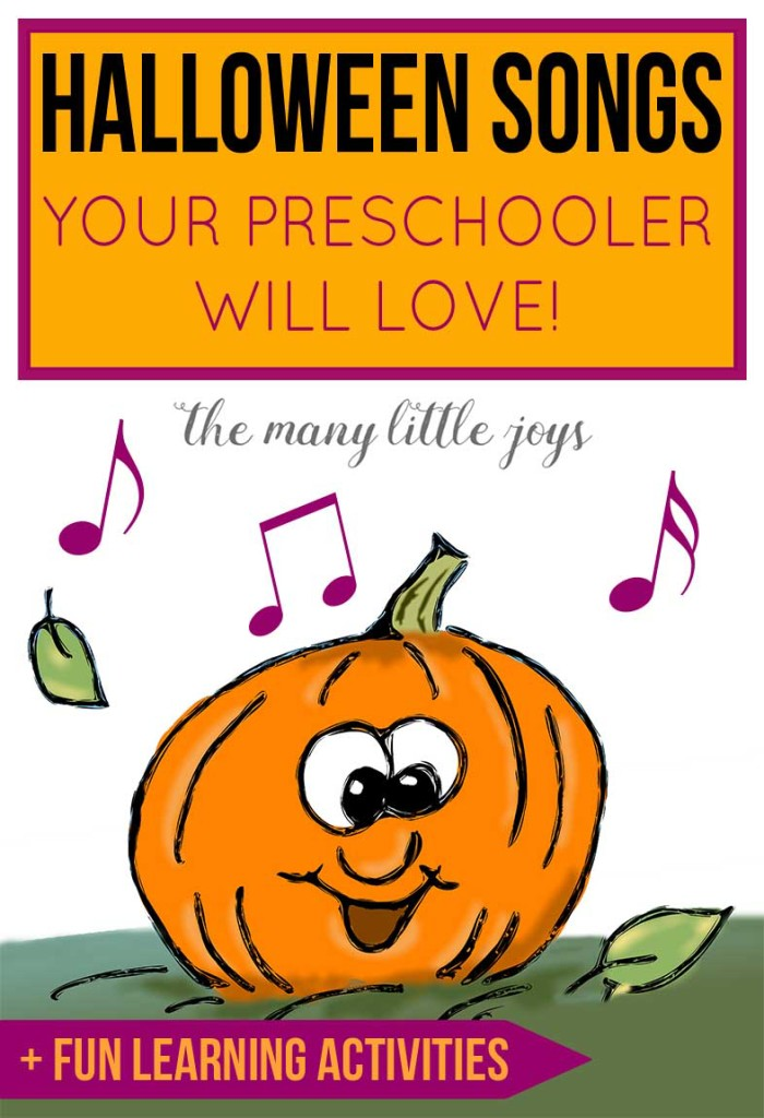 halloween preschool songs songs your preschooler will learning 708