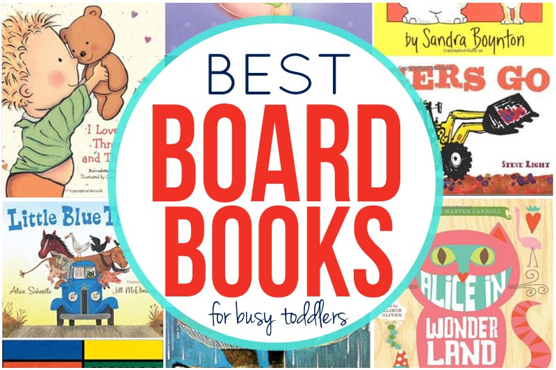 Best board books for toddlers the many little joys for Best craft books 2017